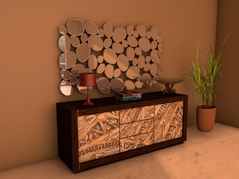 Falegnameria di salvo antonio mobili e infissi for Effetto legno su muro